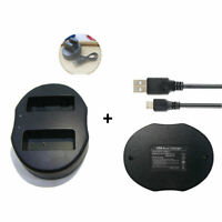 BATTERY  USB Charger FOR Ricoh Caplio GX200 / DB-65 / GR DIGITAL III / IV