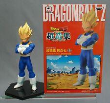 Dragon ball Z DBZ ultra concrete collection vol.2 Super Saiyan Vegeta Banpresto*