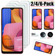 For Samsung Galaxy A20S Premium Real Tempered Screen Protector Guard Saver Film