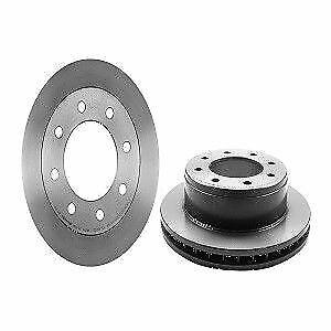 Brembo 09.8812.81 Disc Brake Rotor For Select 99-19 Chevrolet GMC Hummer Models