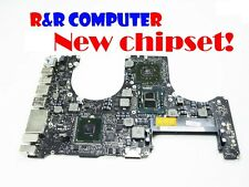 Macbook Pro 15 A1286 2010 Logic Board 2.66Ghz i7 661-5480 820-2850 NEW CHIPSET!