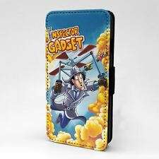 For Apple iPod Touch Flip Case Cover Inspector Gadget  - T1251