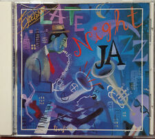 Various - Late Night Jazz (1995 Rebound Records CD Album)