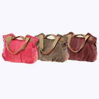 Hot Women Canvas Handbag Shoulder Bag Messenger Hobo Satchel Tote Crossbody Bag