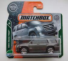 MATCHBOX Modell 1096 Cadillac Escalade, neu in OVP