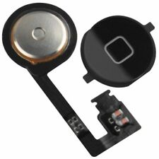iPhone 4S Home Button with Flex Cable Assembly Replacement Part Black New