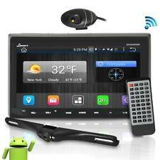 Lanzar Android Touchscreen GPS CD/DVD Headunit w/Dual Camera System HD DVR Dash