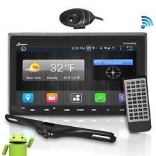 Lanzar Android Touchscreen GPS CD/DVD Headunit w/Dual Camera System HD DVR Dash