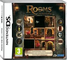 Rooms The Main Building Nintendo DS Game 2ds and 3ds Compatible