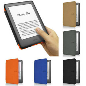 Smart Leather Magnetic Case Cover For Amazon Kindle Paperwhite 4 10th Gen 2018