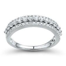 1/2 ct Diamond Anniversary Ring in 10K White Gold