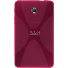 X Gel TPU Case Skin Cover For Samsung Galaxy Tab A 7.0 8.0 10.1/E 8.0 9.6/S2 9.7
