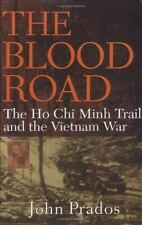 The Blood Road: The Ho Chi Minh Trail and the Vietnam War-ExLibrary