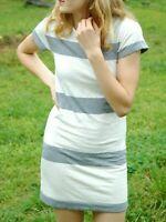 NEW Lou & Grey Ann Taylor LOFT Fall Dress Signature Soft Striped Size XXS-XL