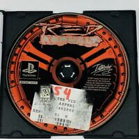 RED ASPHALT Sony PlayStation 1 PS1 Video Game Disc Only TESTED CLEAN Guaranteed