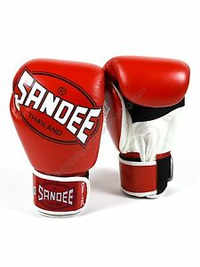 Sandee Kids Cool-Tec Red Boxing Gloves kids boxing gloves