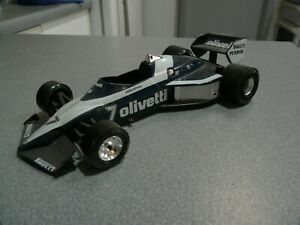 Bburago Brabham BT 52 #7 BMW Diecast Model Scale 1/24 F1 Formula One