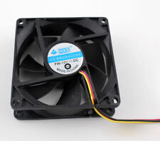 80x80x25mm 12V 3Pin PC Computer CPU Silent 8025 Case Cooling Fan 2200 RPM