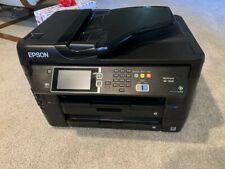 Epson Workforce WF-7620 All-In-One Inkjet Printer