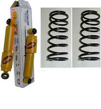 R51 01//2005+ 2 X New Rear Shock Absorbers For Nissan Pathfinder 2.5DCi//2.5TD