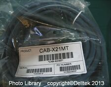 Cisco cab-x21mt Cable Db15 Macho A Db60 Macho 2 Años De Garantía