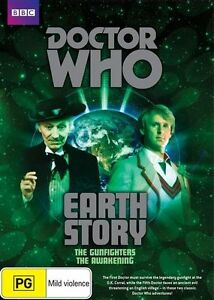 Doctor Who - Earth Story (DVD, 2011, 2-Disc Set) NEW+SEALED