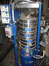 VORTI-SIV Model RBF-12 with SFA Ultra-sonic deblinders