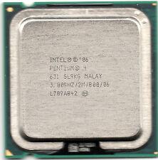 Intel Pentium 4 631 3 GHz 2M bus 800MHz