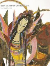 Sotheby's Sale HK0298 20th Century Chinese Art Auction Catalog April 2009