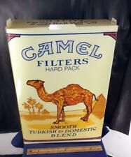 Vintage Camel Cigarettes Large Advertising Store Display Sign Joe 3-D Pack !