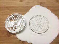 VW Emblem, camper, Symbol Cookie Cutter. Biscuit, Pastry, Fondant Cutter