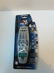 One For All 6 universal remote control URC-7562