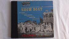 "Kern & Hammerstein ""Show Boat"" Columbia  Set #MM-611 Edwin McArthur"