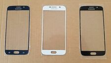 Samsung Galaxy S6 replacement screen outer glass LCD lens Original S6 OEM G920