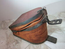 Antique Working Leather BELLOWS that came from a 100yo Dentist Workroom