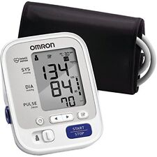 Omron Upper Arm Blood Pressure Monitor Cuff Detector Device Automatic Electric