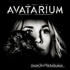 Avatarium-the Girl With The Raven Mask CD 727361355128