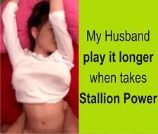 Stallion Power - 100% Ayurvedic Sex Power Booster Capsules For MEN LONGER SEX