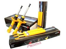KONI YELLOW SPORT SHOCKS/STRUTS SET 89-91 CIVIC CRX EF