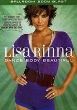 Lisa Rinna Dance Body Beautiful 2 Ballroom Workout DVDs