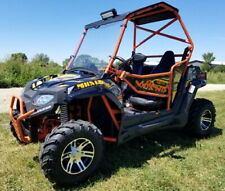 Avenger Gas Golf Cart UTV 170 MaX Utility Vehicle w/ Windshield Oversized Tires