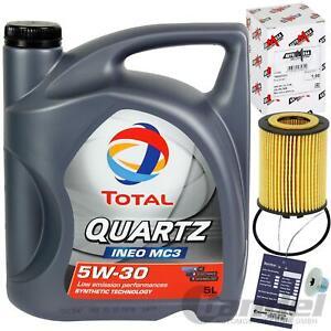 Paquete de filtro para Filterset Opel Corsa D 1.0 1.2//lpg 1.4//lpg 60-100 CV