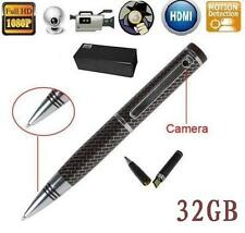Top Quality HD 1080P Pen Spy Hidden Camera Video Camcorder DVR Motion Detector
