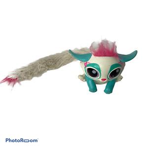 🍊 Lil' Gleemerz Amiglow (Blue) Interactive Pet - MATTEL USED I2