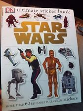 Star Wars DK Ultimate Sticker Book  Lucas Books Star Wars (2004, Paperback)