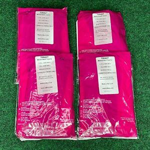 Lot of 4 Silkies 700427 Microfiber Tights X-Tall Dark Navy Pantyhose