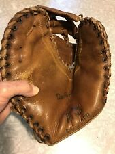 1st base glove for left-handed youths and teens. Broken-in and comfortable!