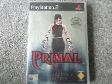PRIMAL COLLECTORS EDITION PLUS COMBAT SOUNDTRACK PS2  FREE UK POST