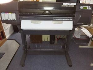 HP 1050c Plotter