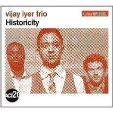 "VIJAY IYER ""HISTORICITY (KULTURSPIEGEL-EDITION)""  CD NEU"